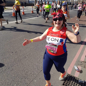 London Landmarks Half Marathon for The Royal British Legion