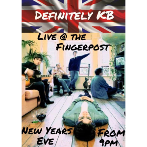 New Years Eve at The Fingerpost Pub Pelsall