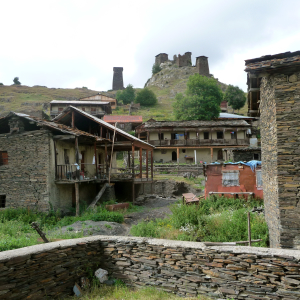 Travels in Tusheti @ Guildford Travel Club