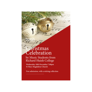 Richard Huish College Christmas Celebration