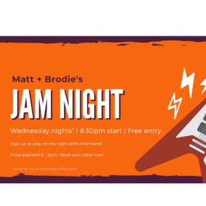 The Plough Jam Night