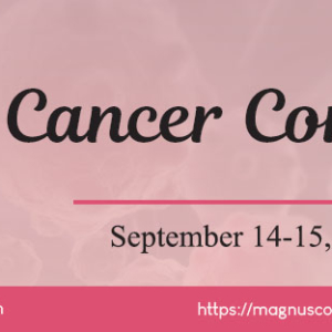 4th Edition of International Cancer Conference