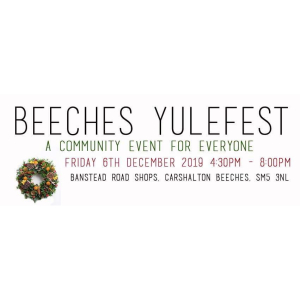 Beeches Yulefest at #Banstead Road #christmas