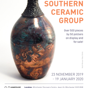 Southern Ceramic Group Pottery Exhibition