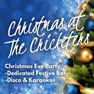 Christmas Eve Party at The Cricketers
