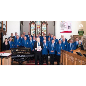 Barrow Male Voice Choir Christmas Performance