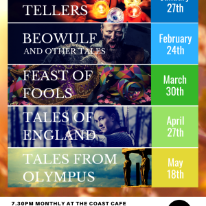Worthing Storytellers Club Night