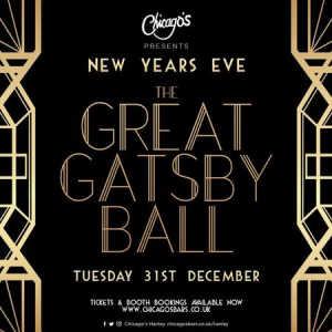 New Year's Eve: The Great Gatsby Ball