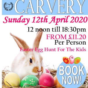 Easter Egg Hunt and Carvery