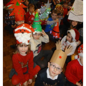Barrow Market's Xmas Hat Competition