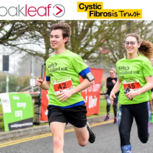 Kelly's Guildford 10k 2020