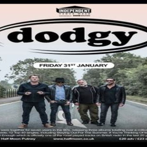 Dodgy - Live at The Half Moon for Independent Venue Week