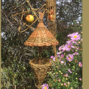Adult Workshop - Willow Bird Feeder
