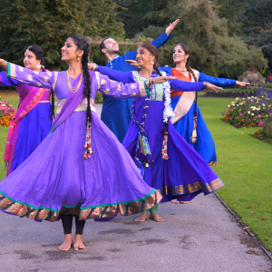 Wednesday evening Kathak Classes with Sonia Sabri Company