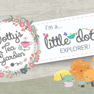 Dotty's Tea Garden's Woodland Trail