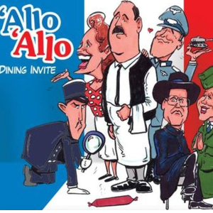 Allo Allo Dinner Show Cannock 28/03/2020