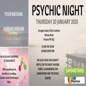 Psychic Nights - Acregate Club