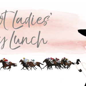 Ascot Ladies' Day Lunch
