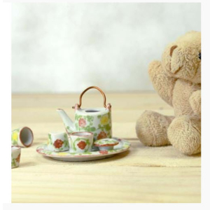 KIDS TEDDY BEARS TEA PARTY