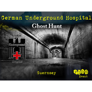 Ghosthunting at the German Underground Hospital