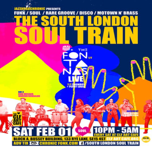 The South London Soul Train with The Fontanas (Live) Plus More