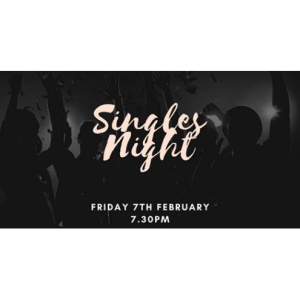 Singles Night at The Newton Arms