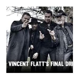 Vincent Flatt's Final Drive - Live Blues at Half Moon Putney Thurs 6th Feb