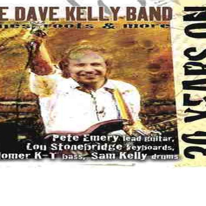 The Dave Kelly Band (Blues Band) Live at Half Moon Putney London Sun 9 Feb