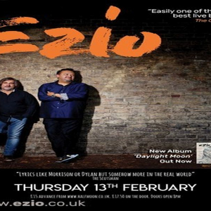 Ezio Live at The Half Moon Putney London Thursday 13th February 2020