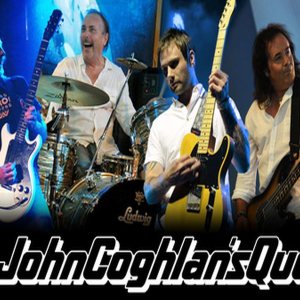 John Coghlan's Quo (Status Quo) Live at Half Moon Putney London Sat 15 Feb