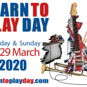 Learn to Play Day 2020 is coming to Cambridgeshire