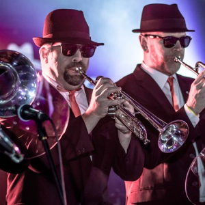 Soul & Motown Night with The Rumble Band