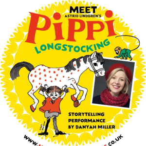 Meet Astrid Lindgren's Pippi Longstocking – storytelling performance by Danyah Miller