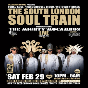 The South London Soul Train with The Mighty Mocambos (Live) + More