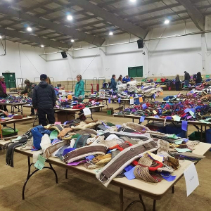 Used Horse Tack and Clothing Sale at Barnutopia