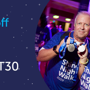 Shine Night Walk Newcastle Gateshead 10K