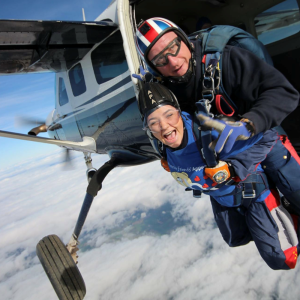 Skydive for RUH patients