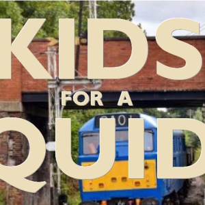 Northampton and Lamport Railway - Kids for a Quid