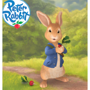 Peter Rabbit at Drusillas