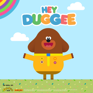 Hey Duggee at Drusillas