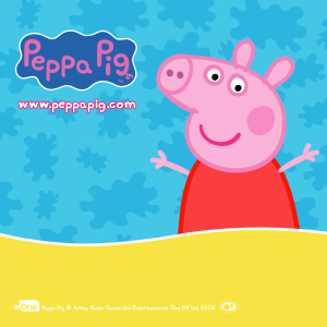 Peppa Pig at Drusillas