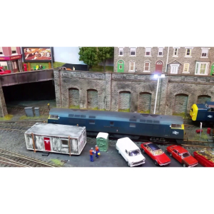 Bloxwich (St John's) Model Railway Club Exhibition