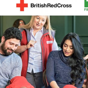 NCT Baby First Aid Course with British Red Cross in #WorcesterPark