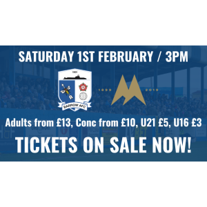 Barrow AFC vs Torquay United