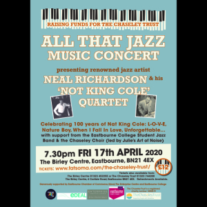 Neal Richardson and All that Jazz