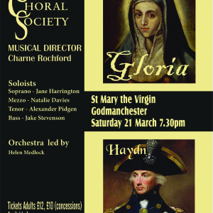 St Ives Choral Society Spring Concert