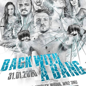Grand Pro Wrestling Back With A Bang