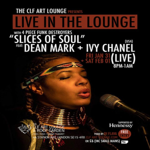 Slices Of Soul - Live In The Lounge (Night 1) Free Entry
