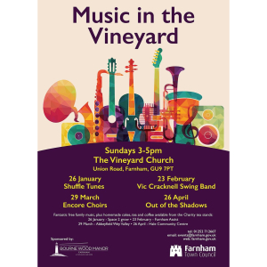 Music In The Vineyard
