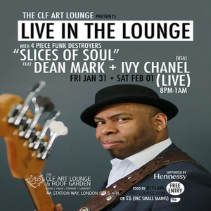 Slices Of Soul - Live In The Lounge (Night 2) Free Entry